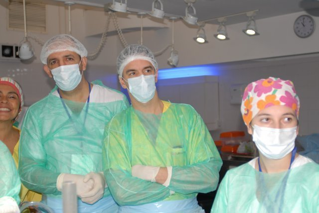 Course in Buenos Aires with Dr Jorge Batista, October 2015