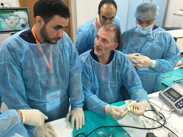 Foot & Ankle MIS Cadaver Lab - Dubaï, november 2015